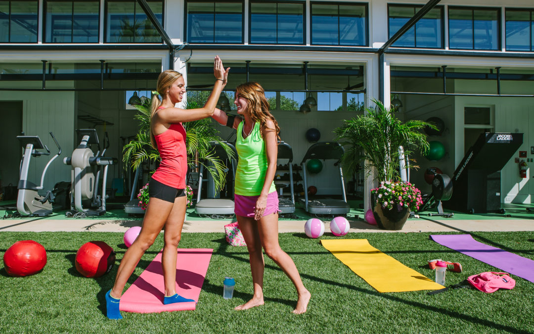 Creating Community Within Multifamily Fitness