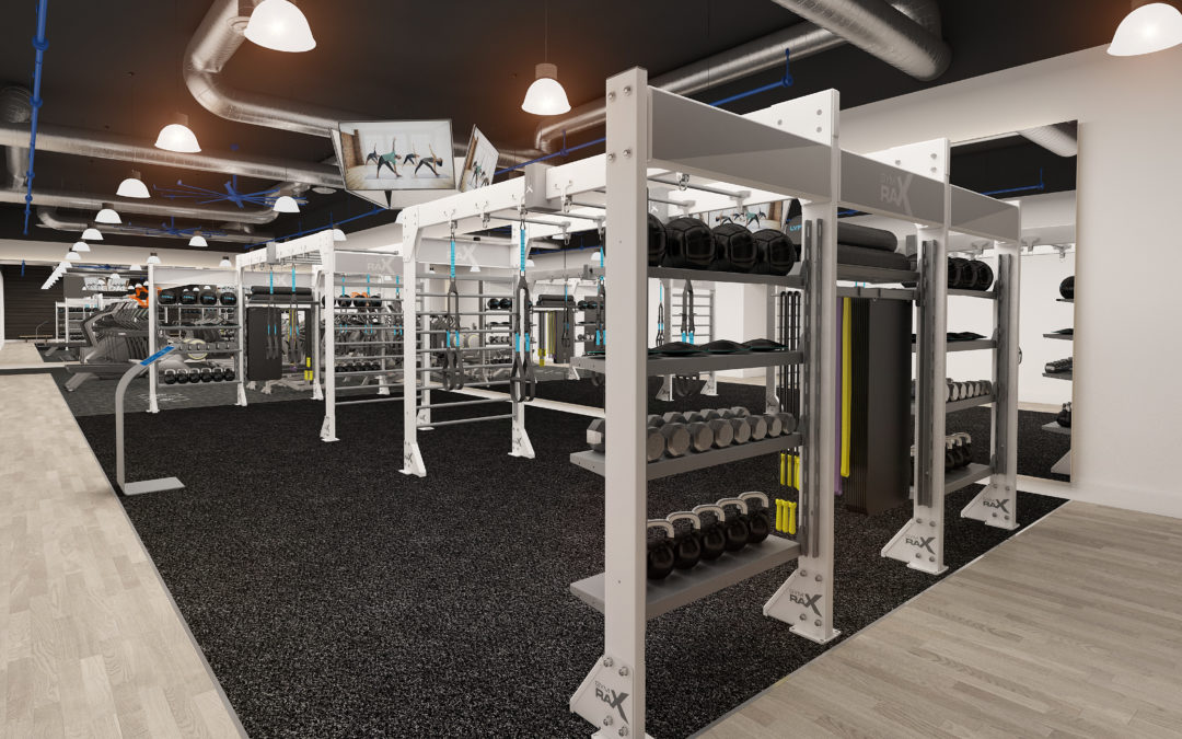 FitnessOnDemand™, Aktiv Solutions®, and FitnessDesignGroup® Mash-up to Create Inspirational & Virtually Powered Fitness Studios