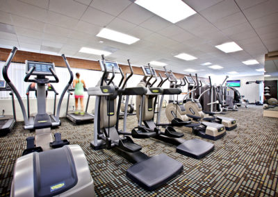 MacArthur Court | Corporate Fitness Center
