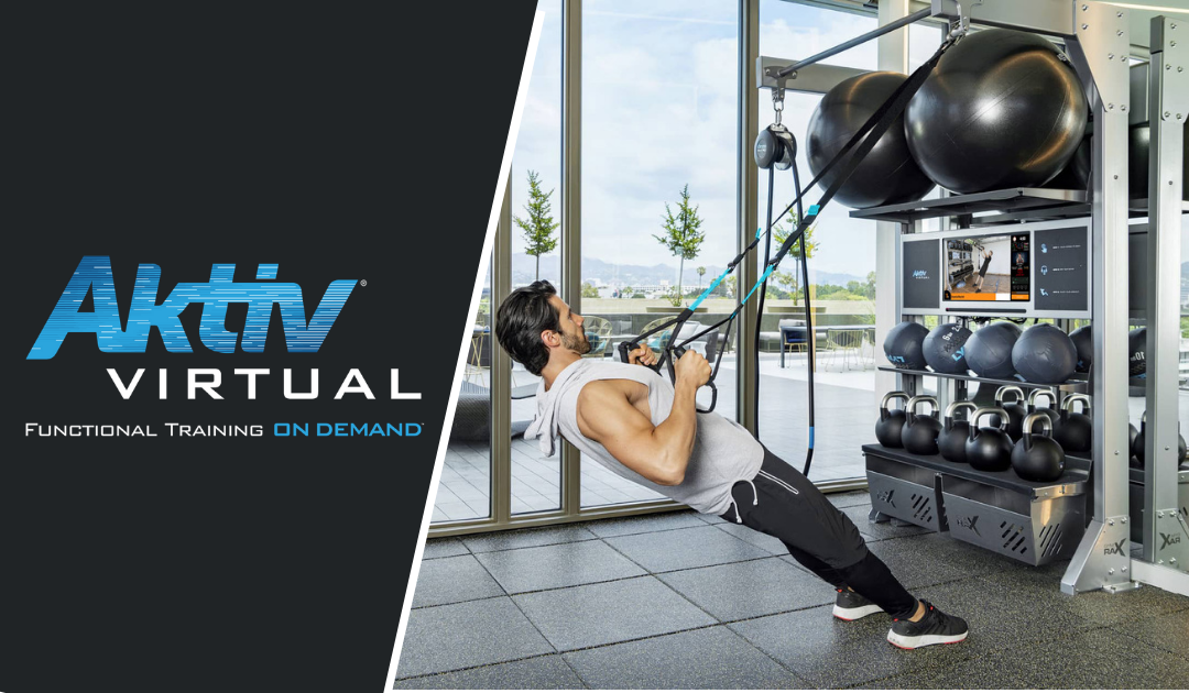 Aktiv Solutions Expands Cutting-Edge Virtual Training Fitness Platform to Hotel & Resort Brands Globally
