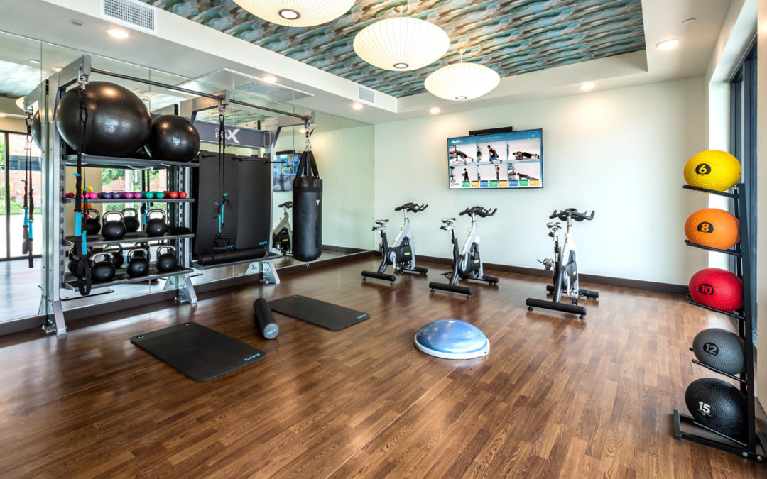 Delivering on Engaging Multifamily Fitness Amenity Design