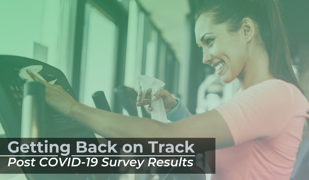 Getting Back On Track Post COVID-19 Survey Results